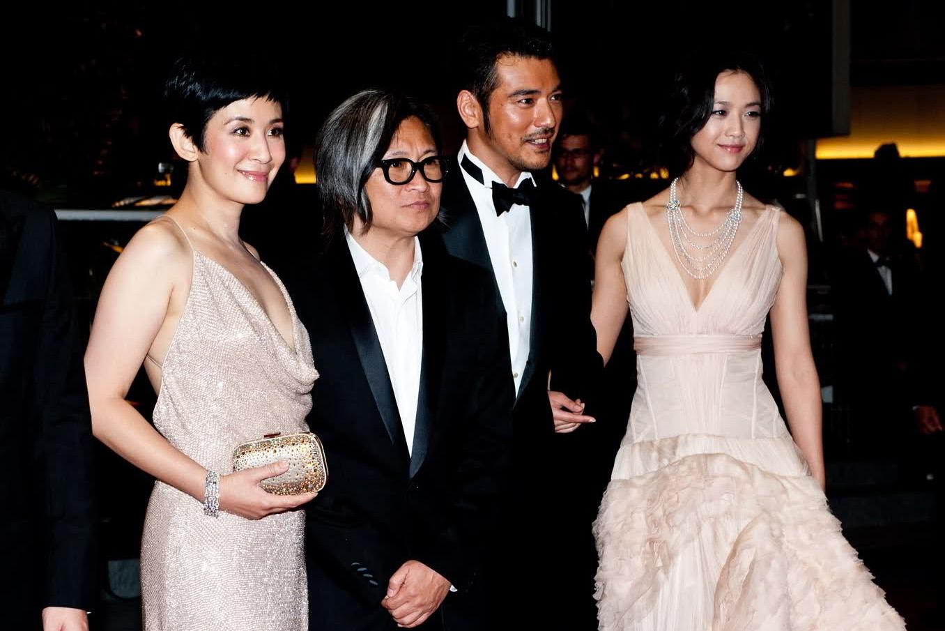 Wu Xia in Cannes 《武俠》在康城花絮